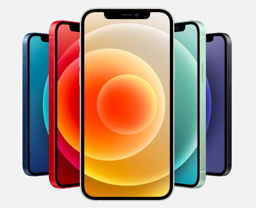 Les nouveautés de l'iPhone 12