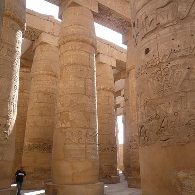 Egypte : Louxor