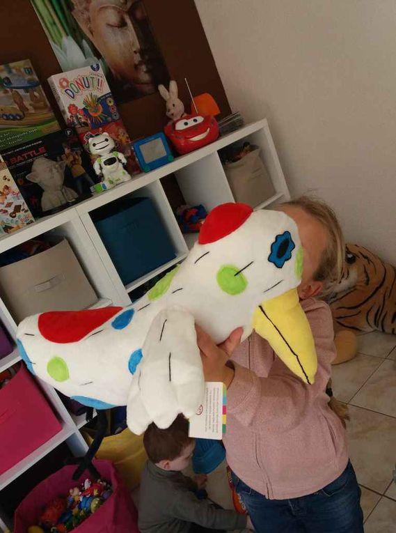 Des peluches personnalisées dessinées par votre enfant - test et avis