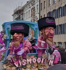 L'instant néerlandais du jour (2019_03_07): de praalwagen