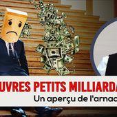 Pauvres petits milliardaires ! - Un aperçu de l'arnaque Covid (par Ivo Sasek)