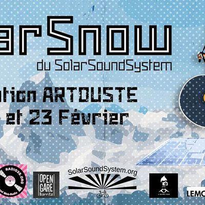 Artouste : Solar SNOW System #2