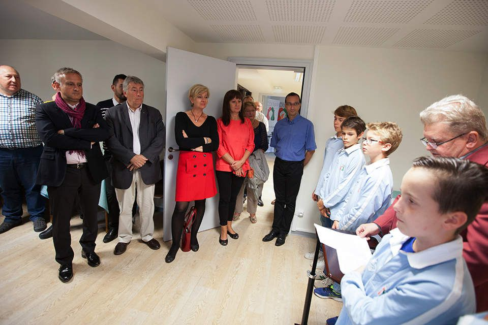En diaporama, l'inauguration (74 photos) - © Alain Fromm – Art et Photographie - Rouffach