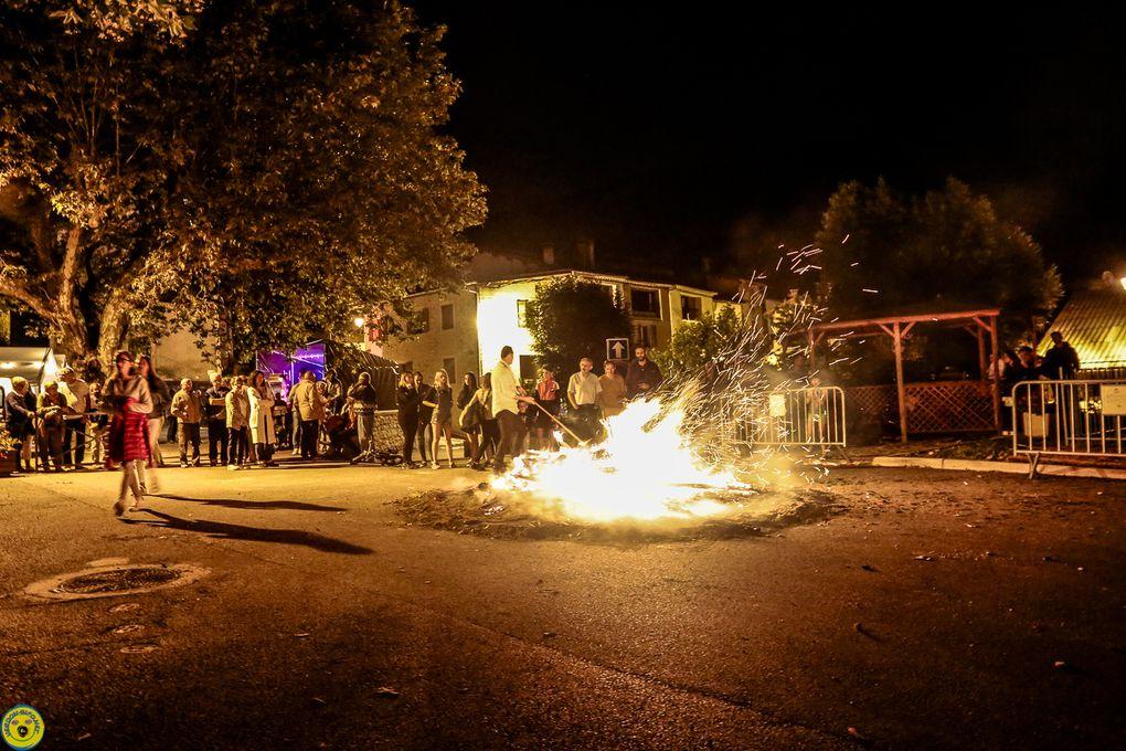 La Mure Argens  : Fête de la musique , feu de la St Jean