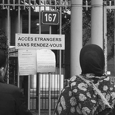 Accueil des étrangers à la préfecture : rassemblement mercredi 11 mars contre la rupture d'égalité dans l'accès aux droits