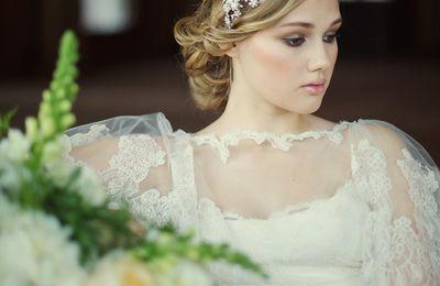 Choisir des accessoires de coiffure pour un mariage
