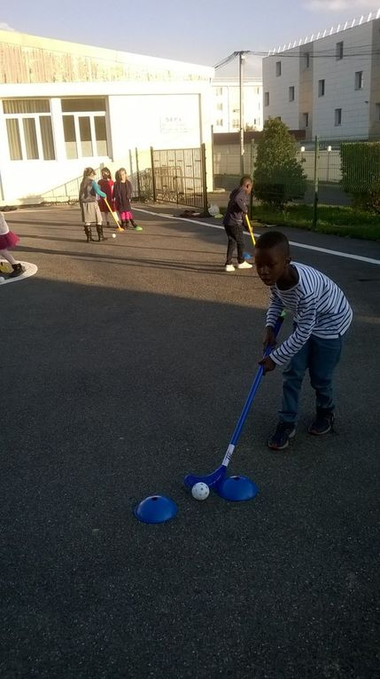 Le hockey au CPB