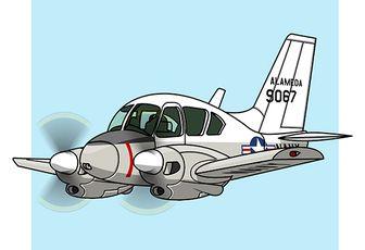 Piper U-11 (Aztec)