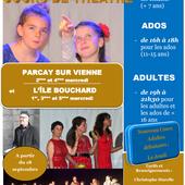 Cours de Théâtre - 2019/2020 - La Compagnie du Halo