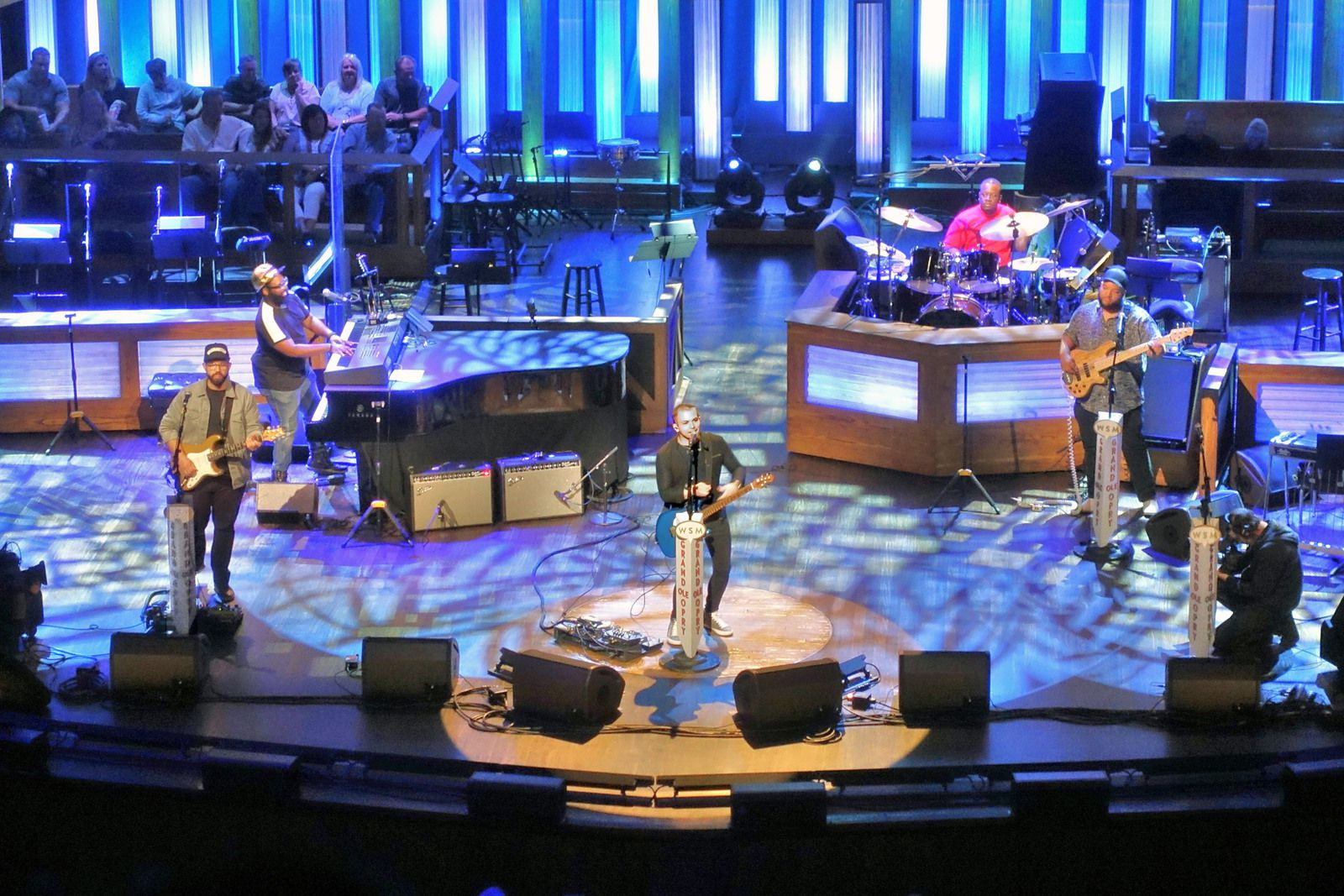Grand Ole Opry Hunter Hayes