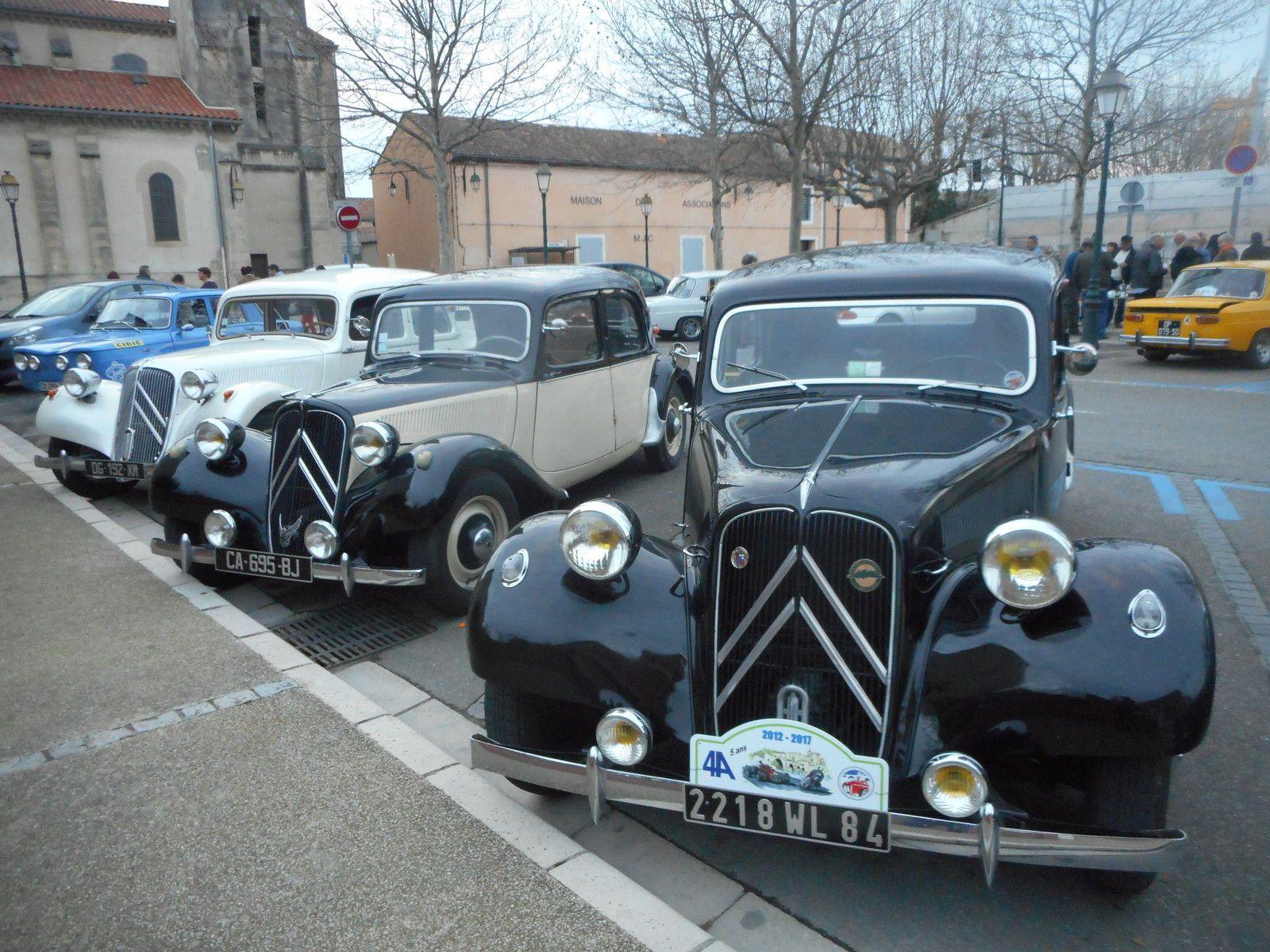 SOUVENIRS - Les CITROËN de Saint-Germain-en-Laye
