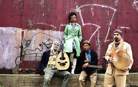 Alsarah & the nubatones - Soukura