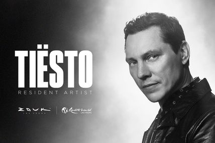 Tiësto back in concert and new residency in Las Vegas for 2021, The Zouk Nightclub and Ayu Dayclub