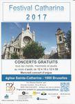 Concerts à Sainte Catherine , une initiative de Pro Musica Pulchra
