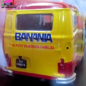 FASCICULE N°90 RENAULT ESTAFETTE BANANIA IXO 1/43. - car-collector.net