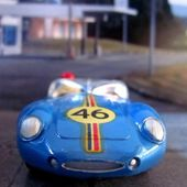 DB PANHARD HBR4 LE MANS SOLIDO 1/43 - car-collector.net