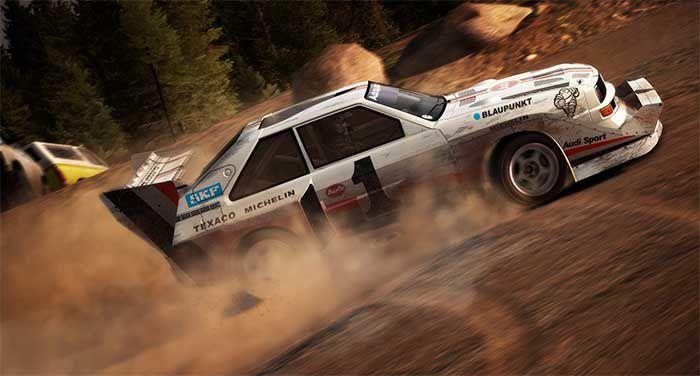Dirt Rally enfin dispo sur #Xboxone et #PS4 !