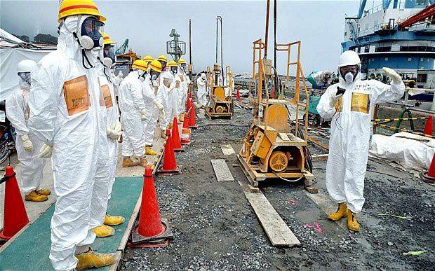 The Telegraph on decommissioning Fukushima