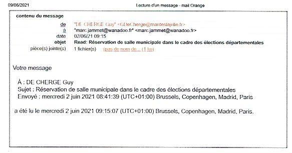 Mantes-la-Jolie. Les salles municipales interdites même pendant les élections ?