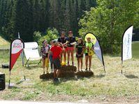 Duo Trail du Haut Bugey.