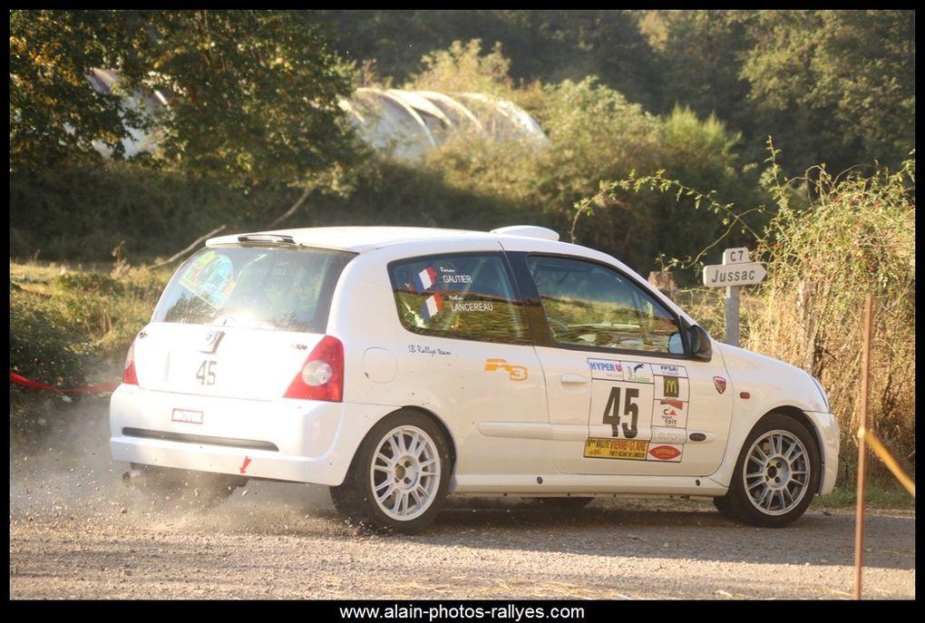Rallye  Vienne et Glane 2018