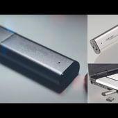 DICTAPHONE & CLE USB 8GO - micro enregistreur audio [PEARLTV.FR]
