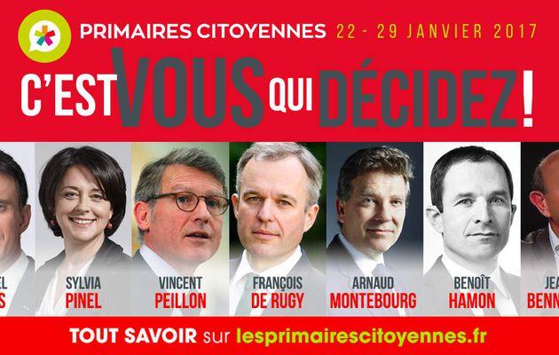 Primaires de la gauche ? Où voter en Vendée et Pays des Olonnes
