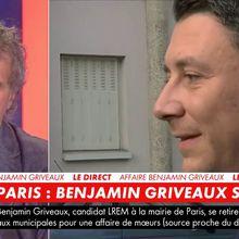 MUNICIPALES 2020 : LE RETRAIT DE GRIVEAUX À PARIS