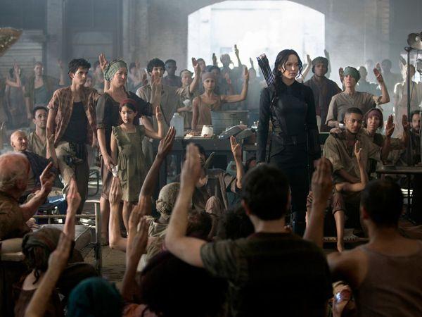 Hunger Games : Fini de jouer