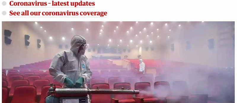 """""""Ejercicio Alice"""": el gobierno británico llevó a cabo un """"simulacro"""" de una epidemia de coronavirus en 2016"""
