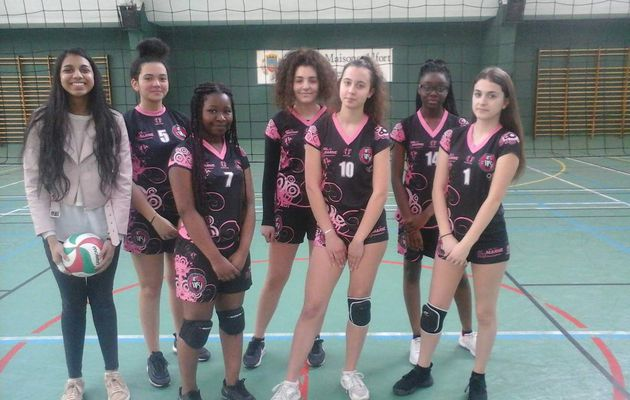 A.S. Volley semaine du 18 au 22 mars.