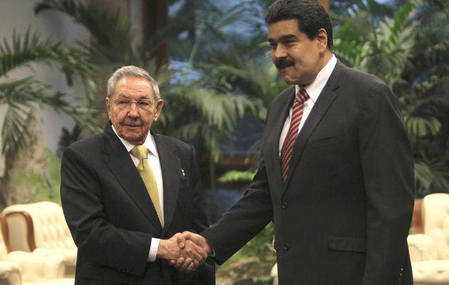 Raoul Castro appelle à la mobilisation mondiale pour défendre le Venezuela