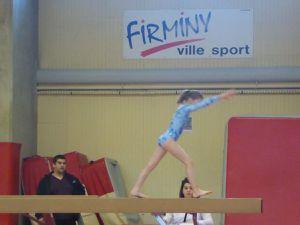 """Challenge de gym """"Marie. PELISSIER"""" organisé par Firminy Gym."""