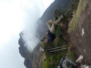Trekking  Equateur : Volcan Imbabura 4609 m