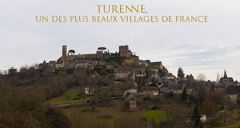 plus beaux village de France Turenne