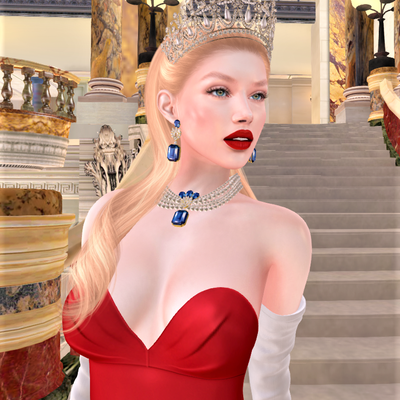 La bourgeoise de second life