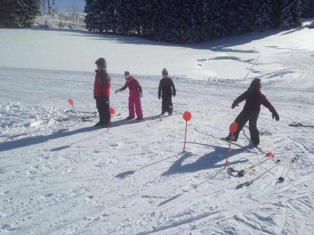2ème sortie de ski de fond