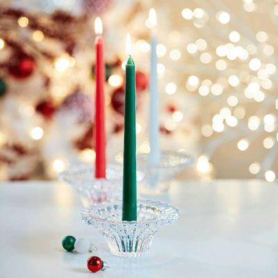 Les bougies non parfumées Partylite