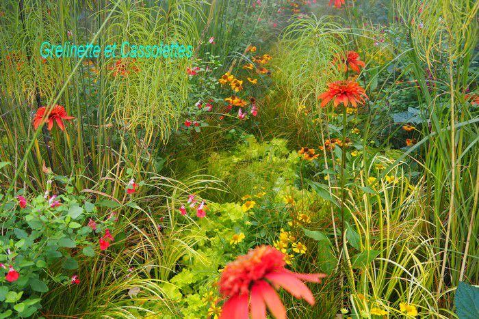 Journées des Plantes de Chantilly, Le Monde dans mon Jardin