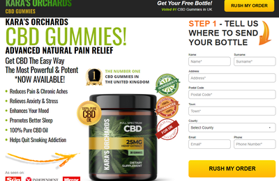 Kara's Orchards CBD Uk: (Shocking Facts) Reviews and Side Effects, Benefits, Price & Buy!