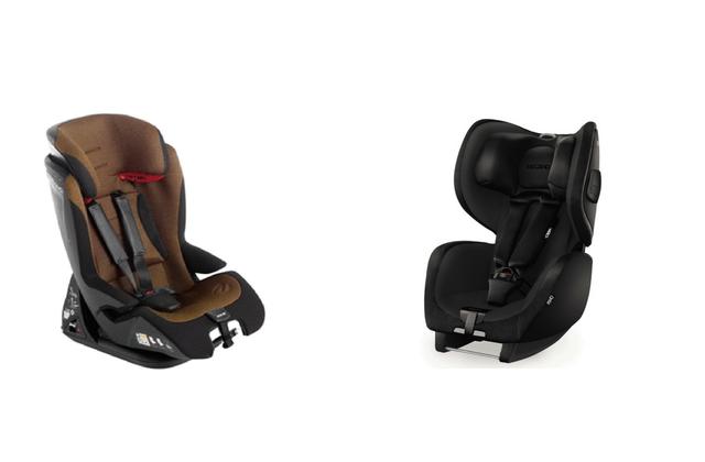 ALERTE de l'ADAC sur 2 modèles de siège auto JANE et RECARO