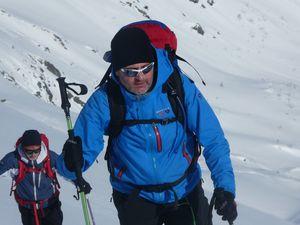 Ski de rando aux lofoten : Torksmannen - 755 m