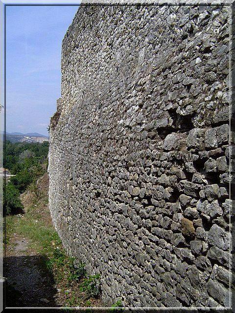 Diaporama fortification de Viviers