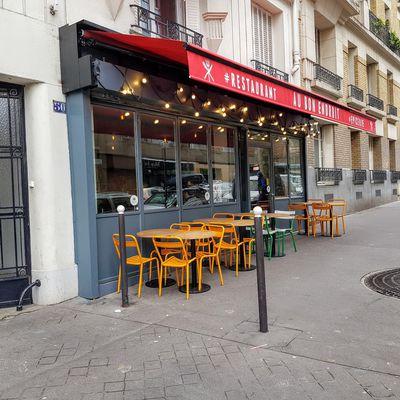 Au Bon Endroit (Paris 19) : un Anglais dans la ville