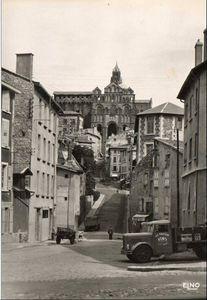 Le Puy dans les années 1950-60