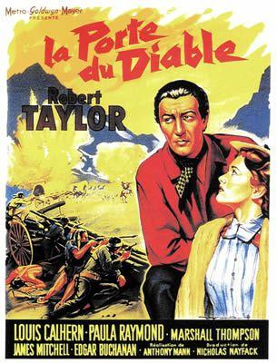 La Porte du diable d'Anthony Mann