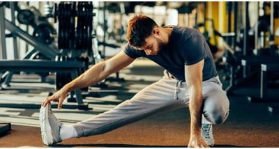 How to Warm Up your Body Before Lifting Weights