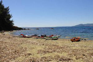 Méditerranée 2015 : L'Escalet - Gigaro - L'Escalet