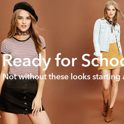 Trending in Back to School Fashion Now