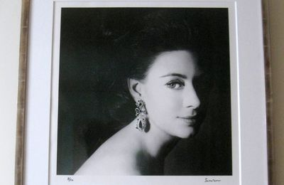 La Princesse Margaret, photo de Lord Snowdon